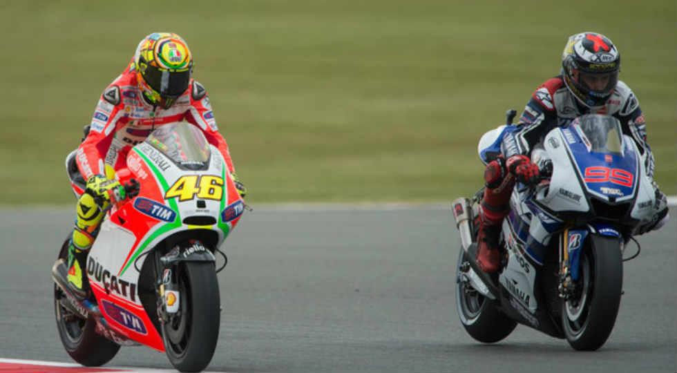 balapan motogp inggris