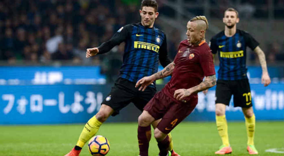 inter milan vs as roma 2017