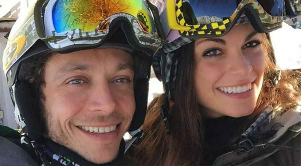 Valentino Rossi dan Linda Morselli