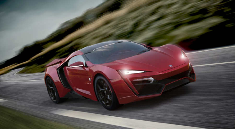 W. Motors Lykan Hypersport