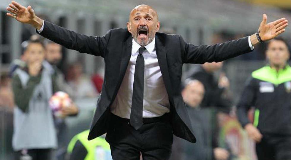 Luciano Spalletti Inter Milan